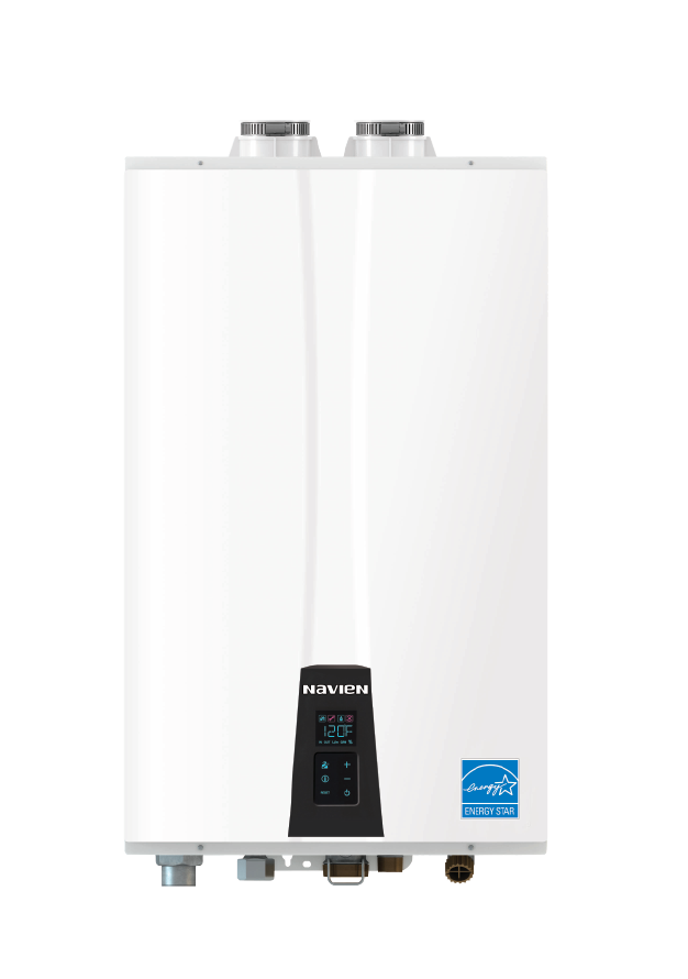 Navien water heater, tankless water heater, on-demand water heater